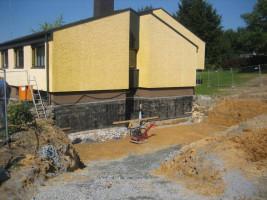 Umbau Rathaus - Beginn der Arbeiten