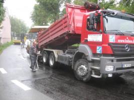Straßensanierung Tauperlitz