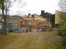 Umbau Rathaus - Rohbau
