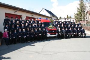 Konzept Feuerwehrfahrzeuge - Fahrzeugübergabe